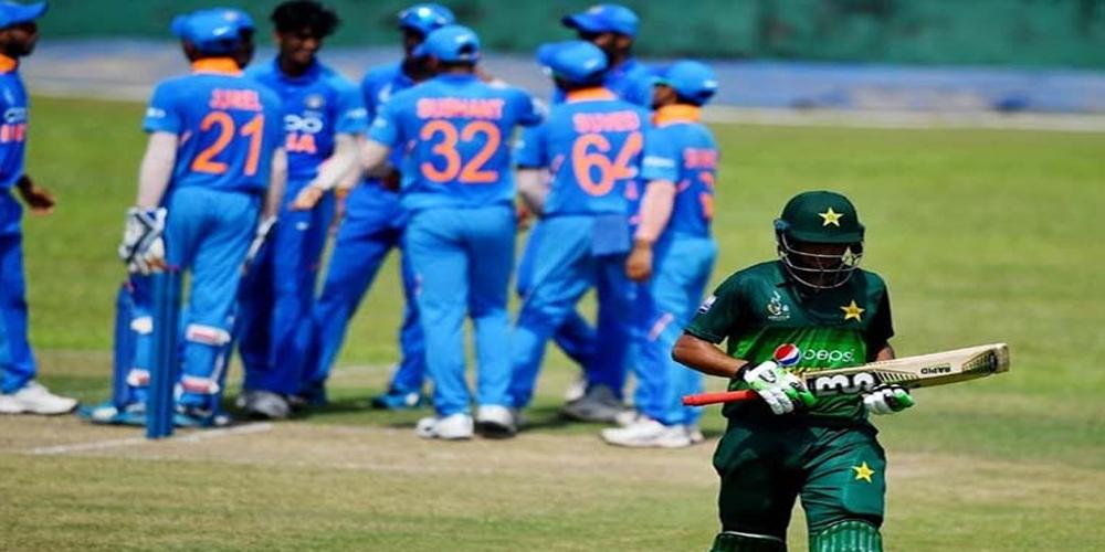 Under 19 team Pakistan