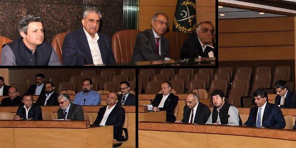 COAS economy- Meeting