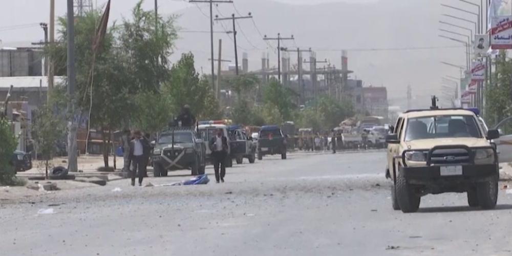 blast in afghanistan