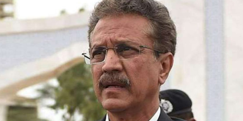 waseem akhter release by the case of protest