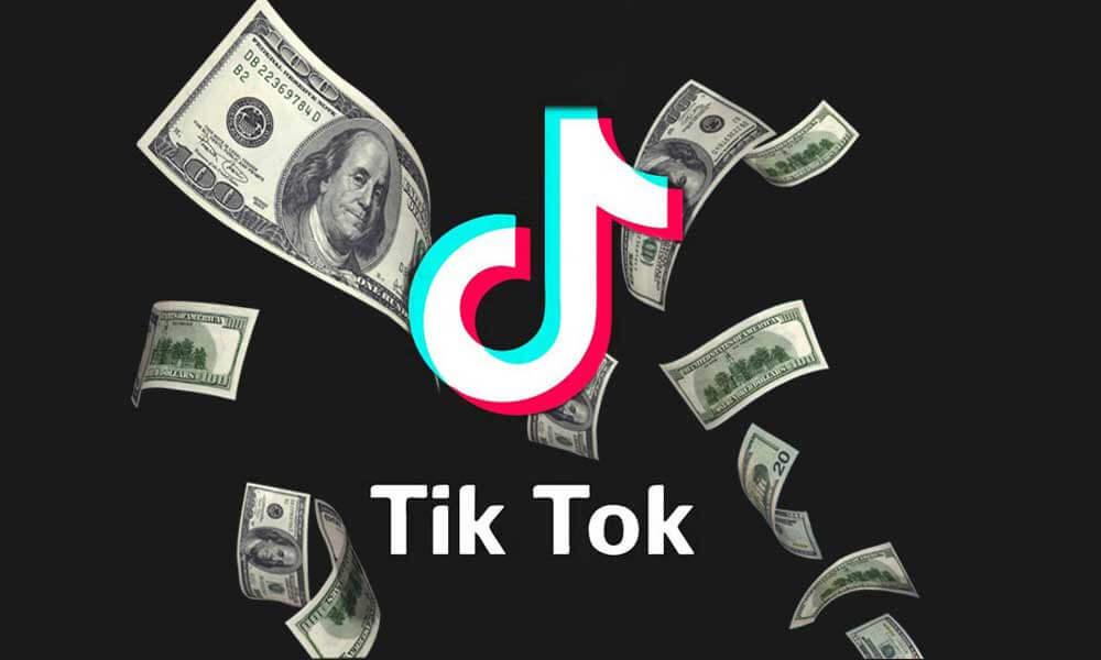 Earn Money on Tik Tok