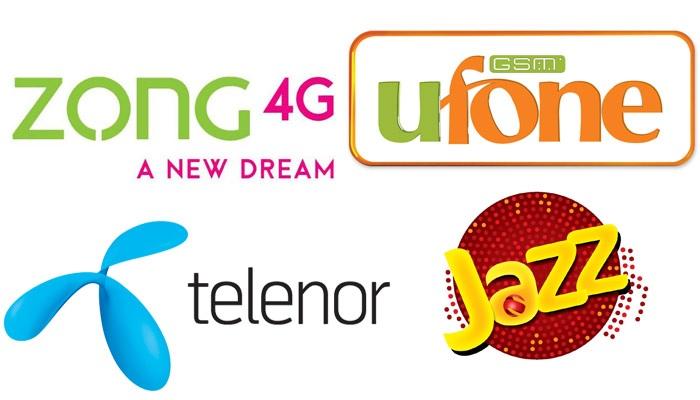 Mobile Companies Pakistan