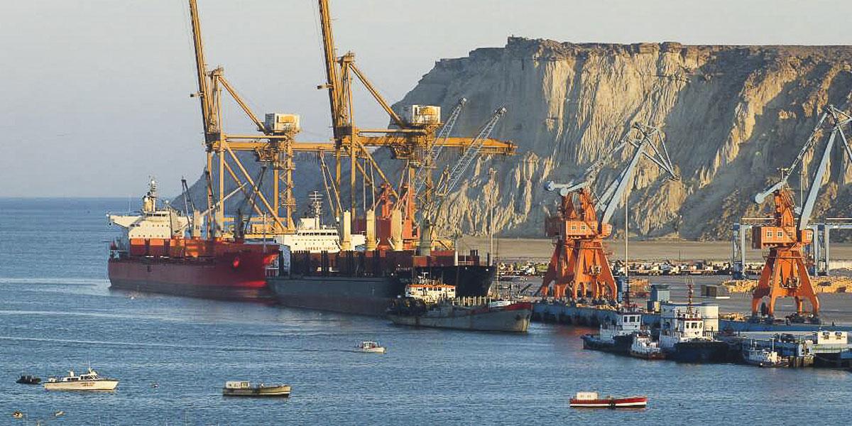 پاکستانی بندرگاہ