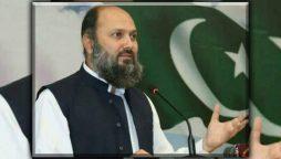وزیراعلیٰ بلوچستان