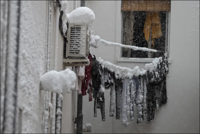 spain snowfall 2