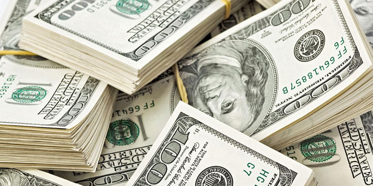 ڈالر کی قیمت میں مسلسل دوسرے روز بھی اضافہ