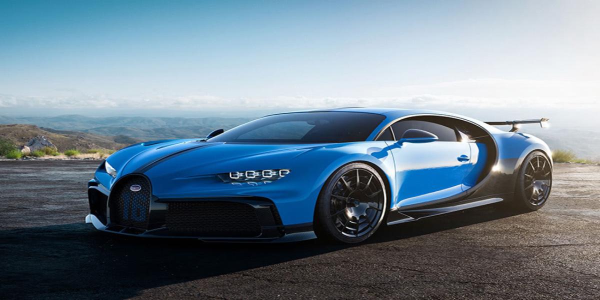 bugatti company new car launched